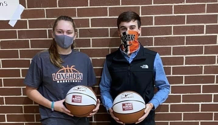Fulton County Farm Bureau Players of the Month